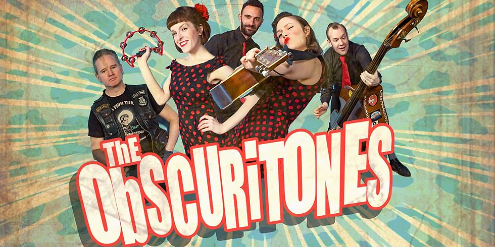 Bark: The Obscuritones / Boundless Brothers / Cut Throat Francis