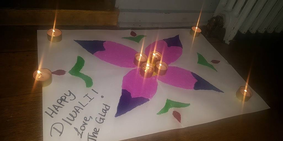 Diwali event at The Glad