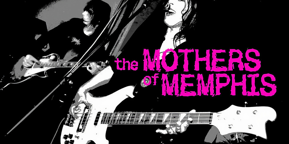 The Mothers of Memphis and Brothers of Mothershovel at the Glad