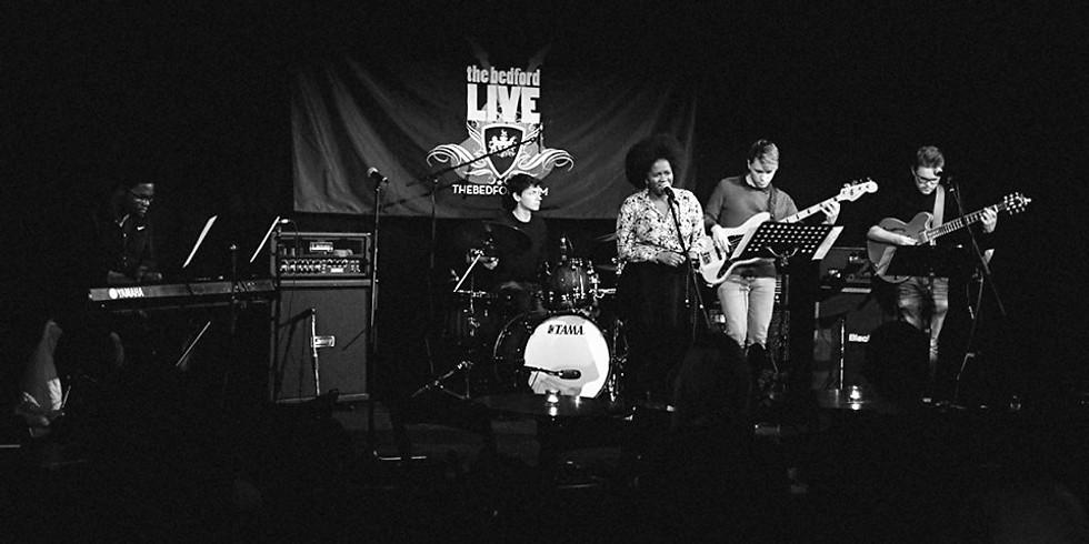 Live jazz music - Ineza live at The Glad