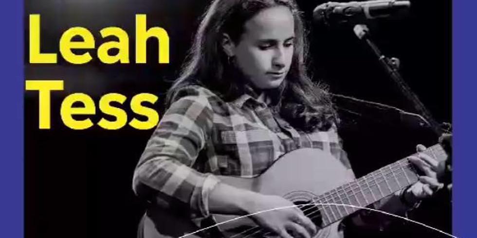 Leah Tess live at The Glad