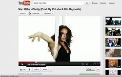 Mac Miller- 'Clarity' Music Video