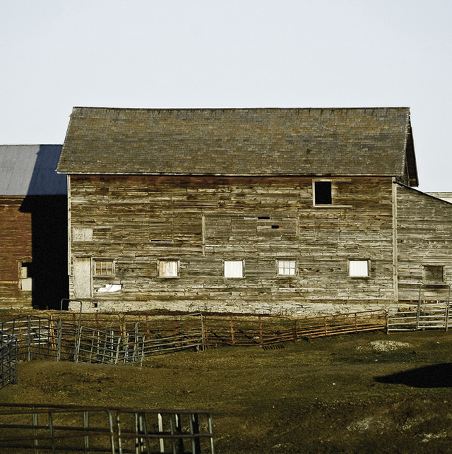 """George's Barn"""