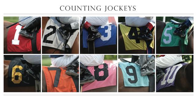 """Counting Jockeys"""