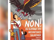 Genève - 2ème rassemblement pour le maintien des la CCT et des mécanismes salariaux le 12.10.2021