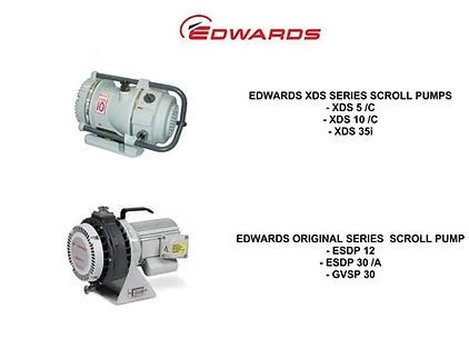 Edwards XDS 5 10 35 ESDP GVSP 12 30