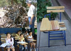 Refinish School Desks