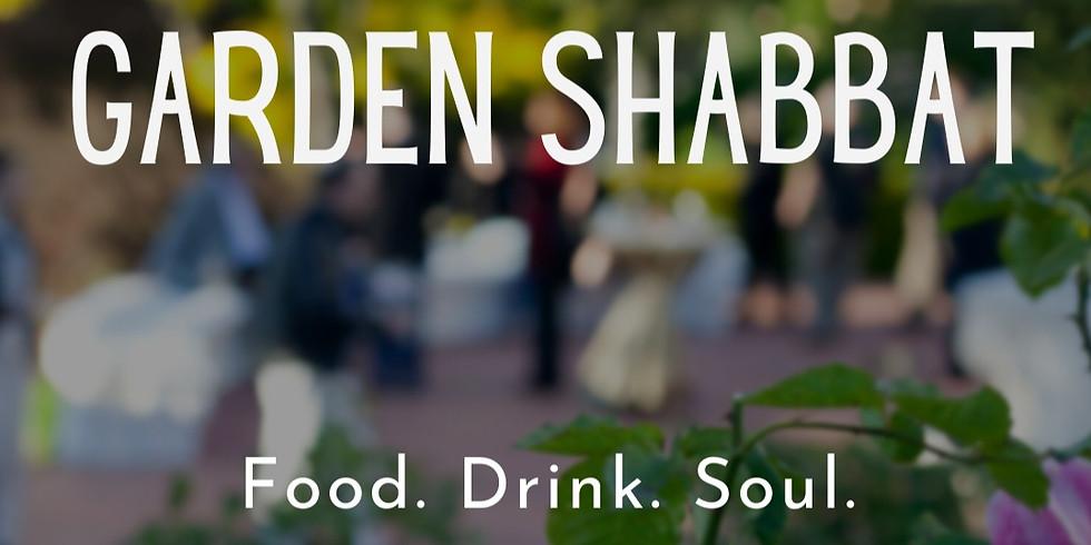 8th Annual Garden Shabbat