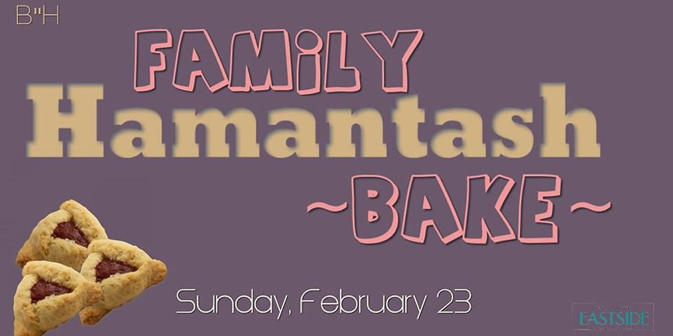 Family Hamentash Bake