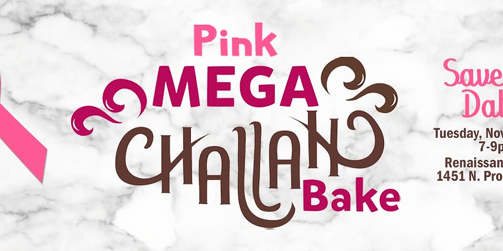 4th Annual Mega Challah Bake