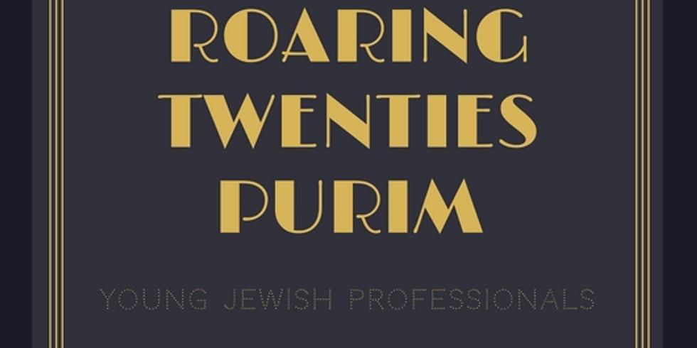 Roaring 20's Purim