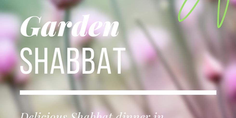 Garden Shabbat