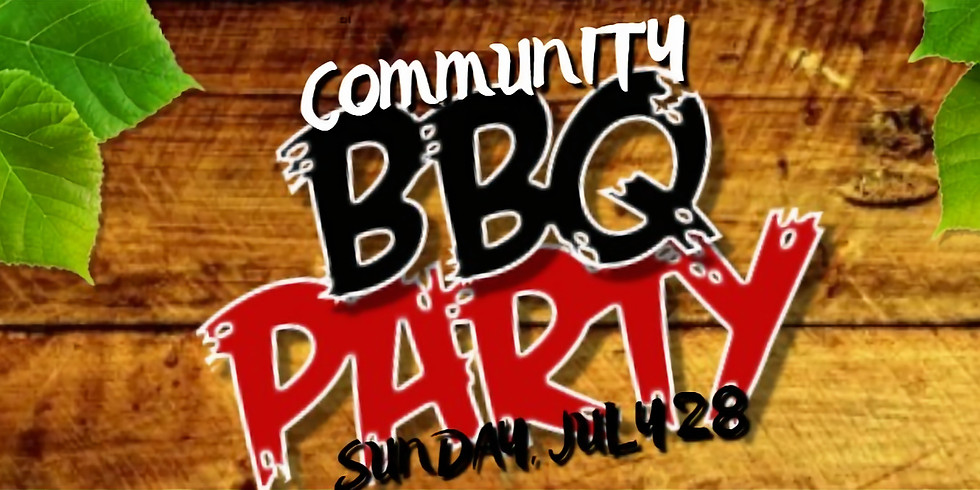 Annual Community BBQ