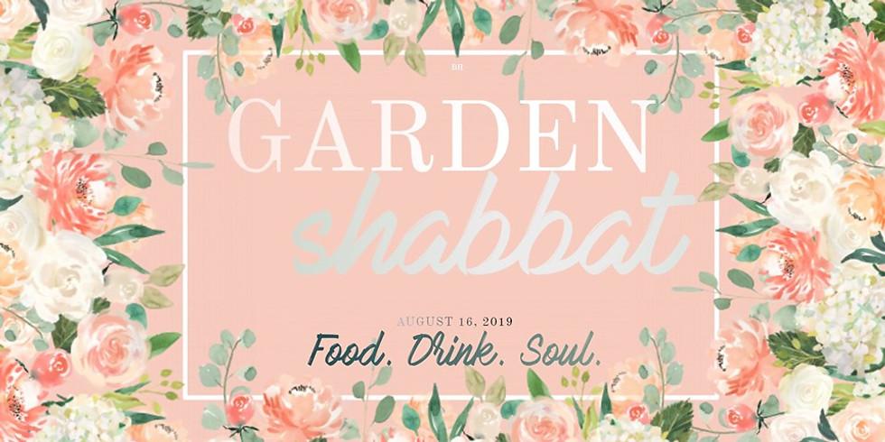 7th Annual Garden Shabbat