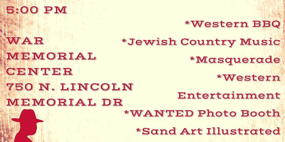 Wild West Purim