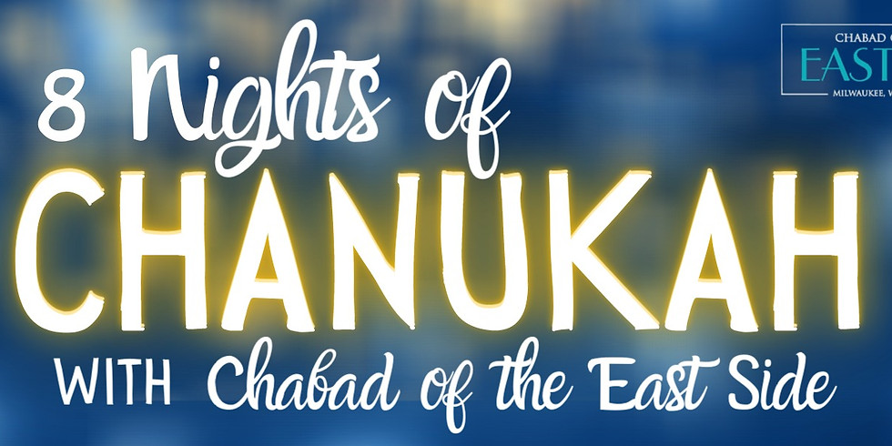 Chanukah with Chabad of the East Side