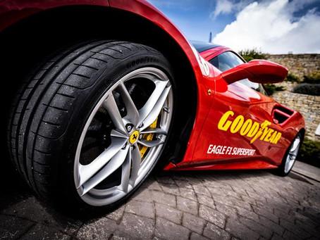 Las ruedas nuevas se montan ¿delante o detrás?