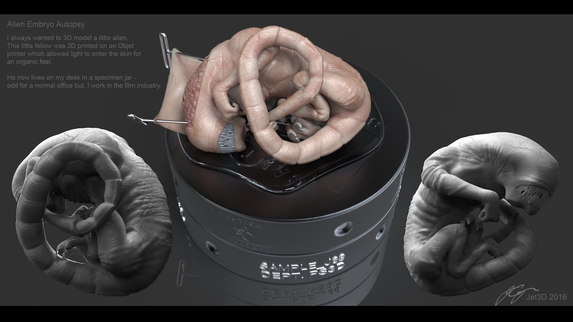 Alien Embryo