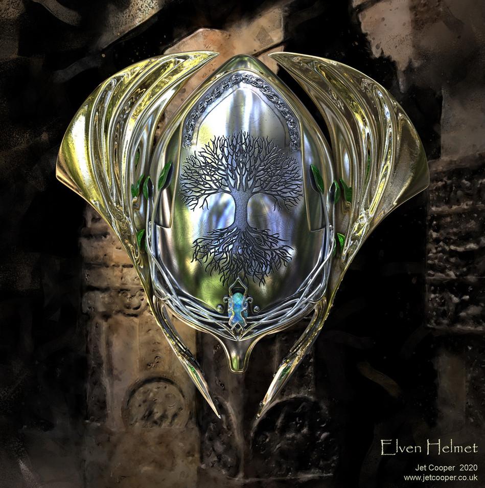 Elven Helm