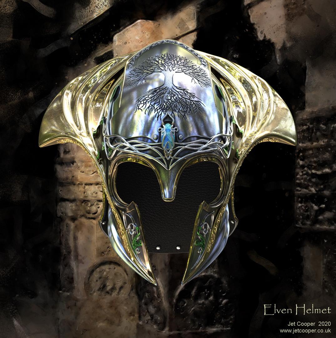 Elven Helm Design