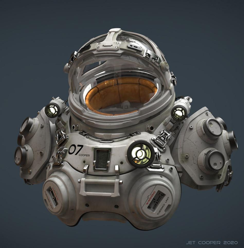 Deep Sea Suit