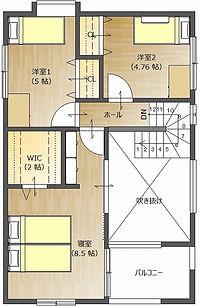 Urban Style PLAN-01平面図-2F.jpg