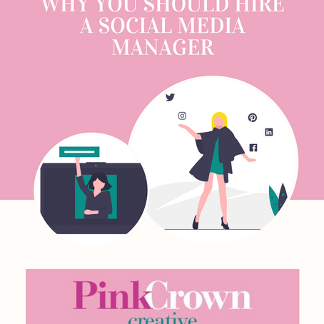 Why you should hire a social media manager