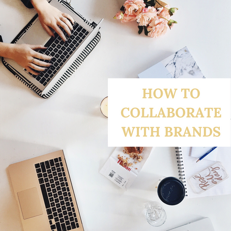 How To Collaborate With Brands