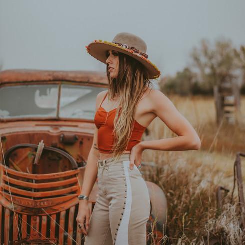 Rachel Zelzo - Thunderbird Hat Co