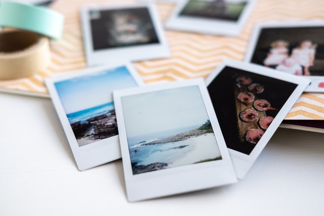 Mothers' Day idea 1 - family scrapbook