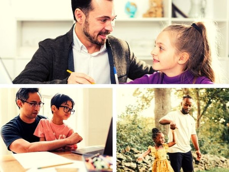 Fun activities to do with dad on Fathers' Day