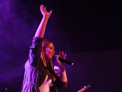 Grace Tyner - Using Her Voice for God