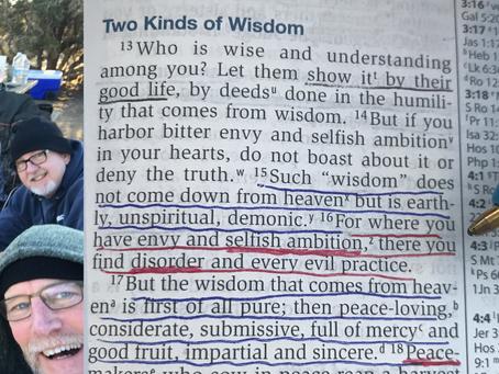 The Pursuit of Wisdom - Chris' Story