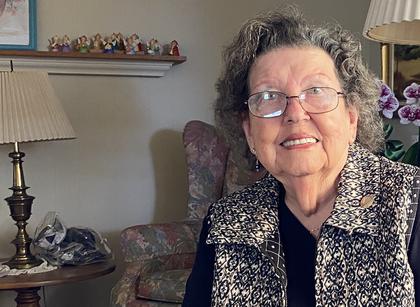 Nelda Stuart - Decades with Jesus