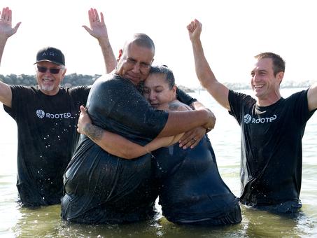 Celebrating 73 Baptisms!