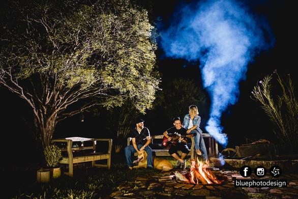 Jack, Islani, Micael e Hassan I Ensaio Família