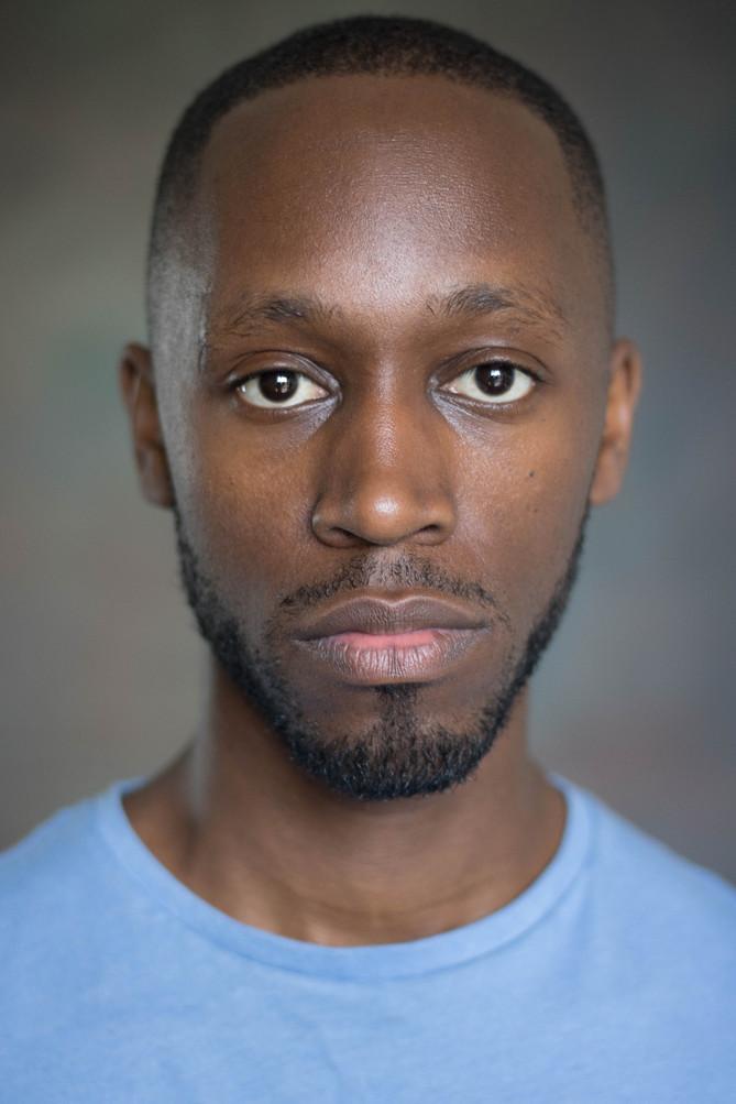 Anton Rice as 'Leon'