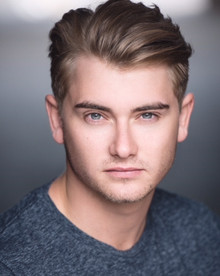 Josh Horrocks as 'Young Harvey'