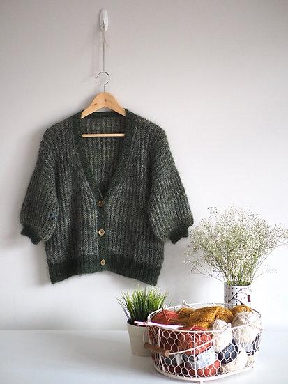 Mini curso brioche en un color y chaqueta a medida