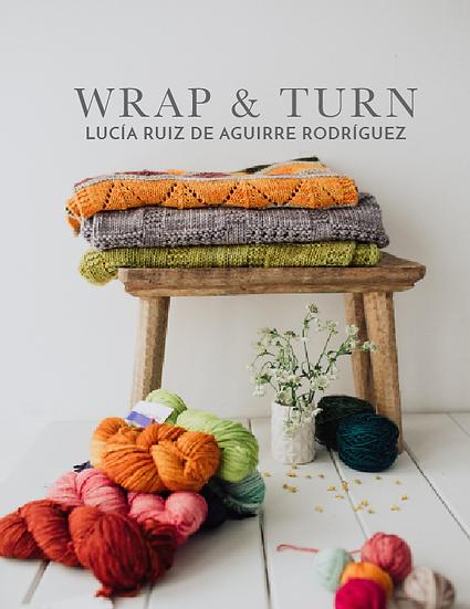 Wrap & turn (Punto y aparte, English version ebook)