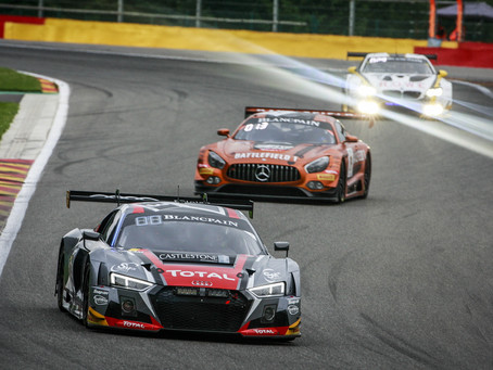 CONFIDENT CAYGILL LOOKING TO END MAIDEN BLANCPAIN ENDURANCE SEASON STRONGLY IN BARCELONA FINALE
