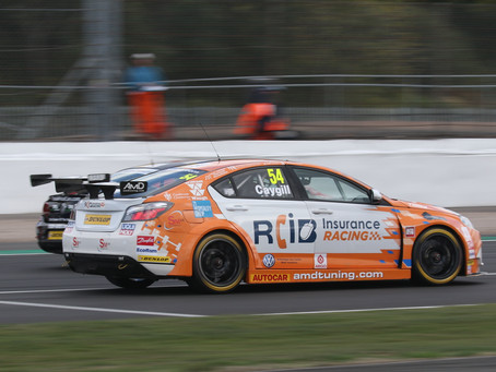YORKSHIRE'S CAYGILL LOOKING TO MAKE BIG STRIDES IN SECOND TOURING CAR OUTING AS BTCC HEADS TO BR