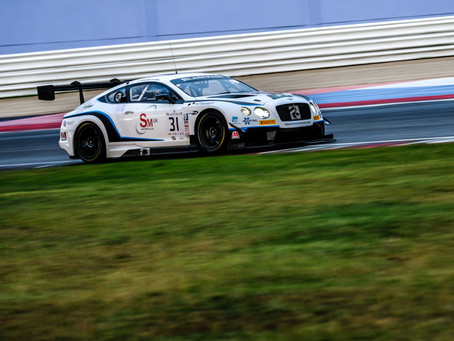 DRAMA AT MISANO RESULTS IN TOUGH BLANCPAIN WEEKEND FOR CAYGILL