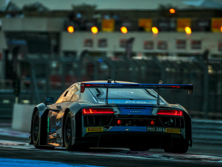 NINTH IN PRO-AM FOR CAYGILL DURING PAUL RICARD SIX-HOUR