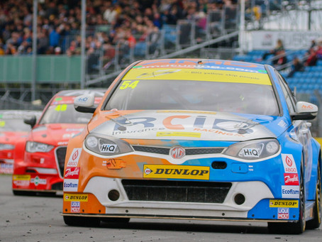 BRITISH TOURING CAR NEWCOMER CAYGILL  PLEASED WITH PROGRESS AND SOLID START ON SILVERSTONE DEBUT