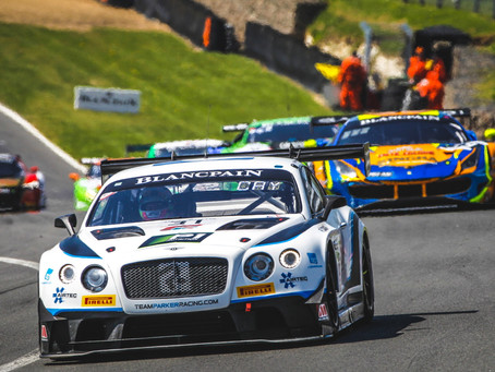 SILVER CUP RACE WINNER CAYGILL EYEING MORE PODIUMS AS BLANCPAIN SPRINT CUP RESUMES AT MISANO