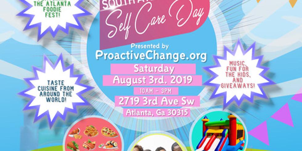 2nd Annual South Atlanta Self Care Day!