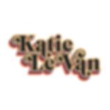 Katie LeVan Logo - Logo White.png