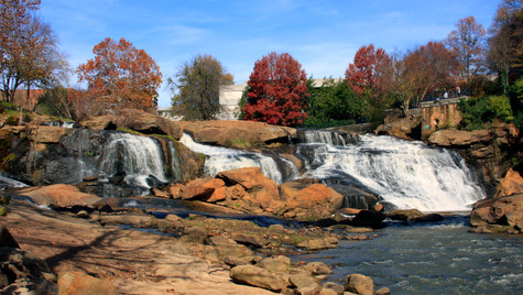 Reedy River, Greenville, SC