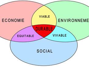 Le développement durable doit occuper une place incontournable dans les politiques publiques